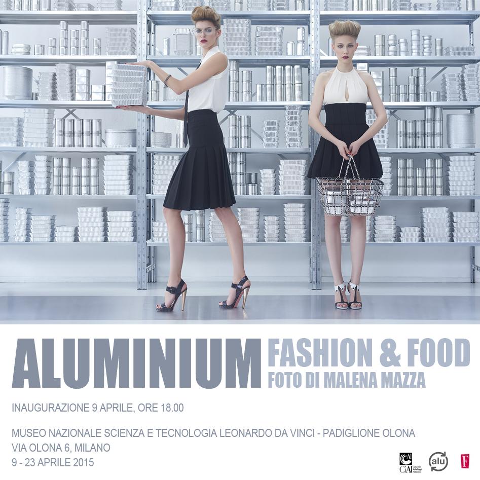 INVITO_Aluminium fashion and food