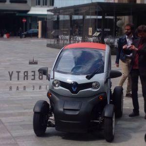 Twizy - 100% elettrica Renault