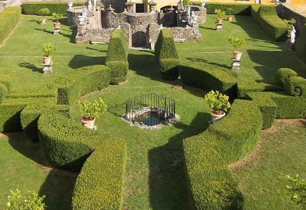 Villa Pavesi Negri - Lunigiana