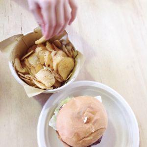 Mercato Metropolitano - facciamola semplice: burger - ph Olivia Chierighini