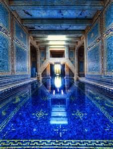 Hearst Castle - piscina romana