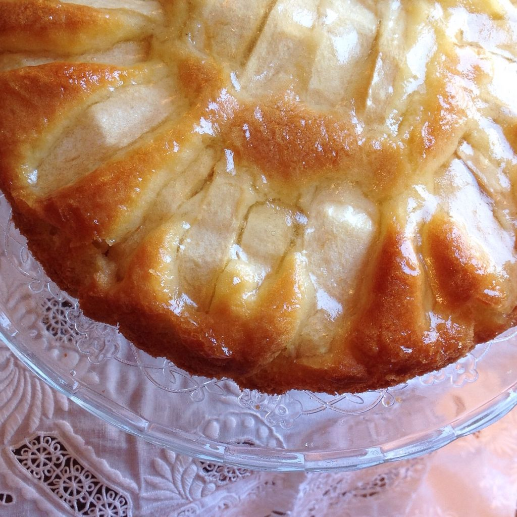 torta di mele senza latte e burro - ph. Olivia Chierighini