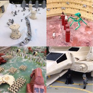 Legoland Billund - Star Wars