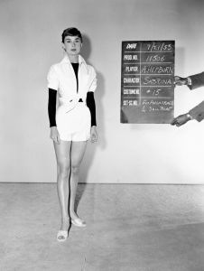 1953 Sept. 22 Sabrina wardrobe test shots