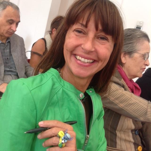 Barbara uderzo gioielli di food design olivia quanto basta for Design gioielli milano