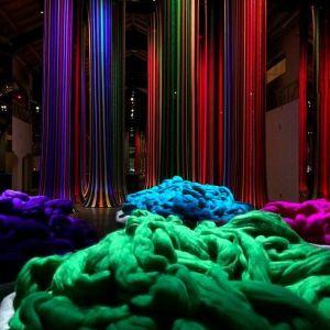 Il colore, il filato Missoni