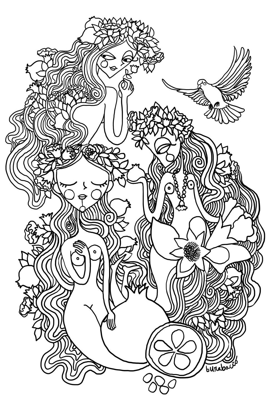 Il Burabacio disegna OliviaQuantoBasta