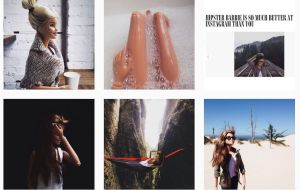 Portfolio tratto dal progetto Instagram @socalitybarbie