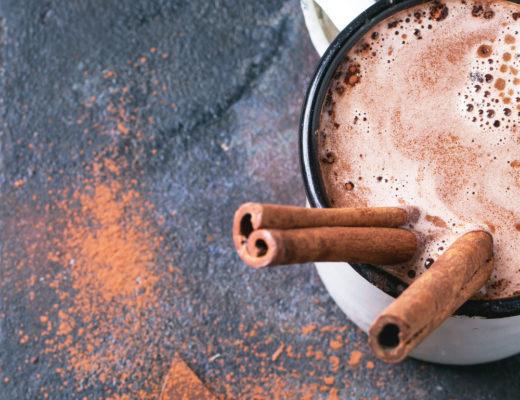 cioccolata calda viennese