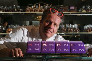 Ernst Knam, il re del cioccolato Photo:SimonPalfrader/red