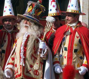 Carnevale di Verona - Papà del gnocco