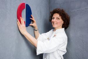 Daniela Cicioni a Identità Golose (ph. Brambilla-Serrani)