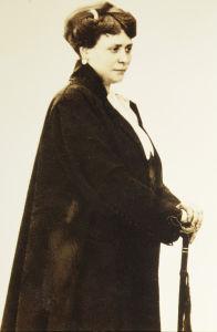 Luisa Spagnoli - archivio Perugina Buitoni