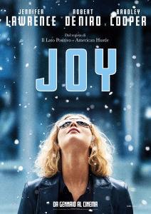 Joy: da vedere da sole o con le migliori amiche.
