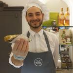 Il cannolo espresso siciliano di Ammu a Milano