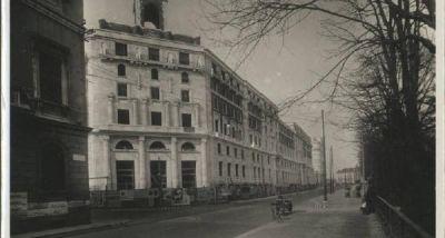 Palazzo dell'Agenzia delle Entrate, Via Manin, Milano. Anonimo (1935 circa)