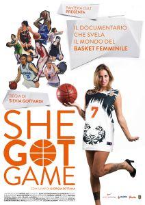 She got game - il documentario sul basket femminile di Silvia Gottardi