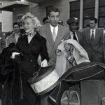Marilyn e Joe Di Maggio