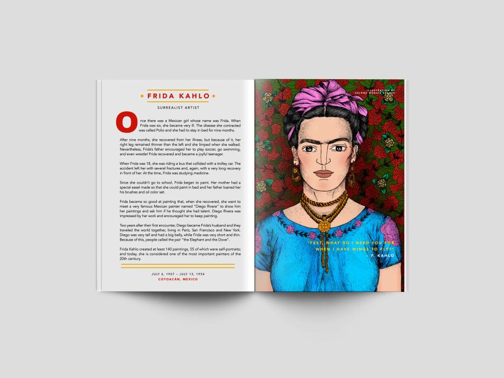 Frida Kahlo - Helena Morais Soares