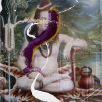 JULIAN SCHNABEL, Eddie Stern (Shiva), 2007, cm 271,8x195,6, credit photo Tom Powel, copy Julian Schnabel Studio, Gian Enzo Sperone
