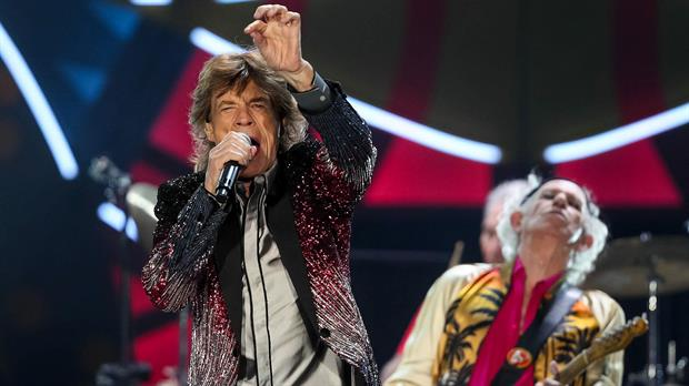 Rolling Stones Mick Jagger