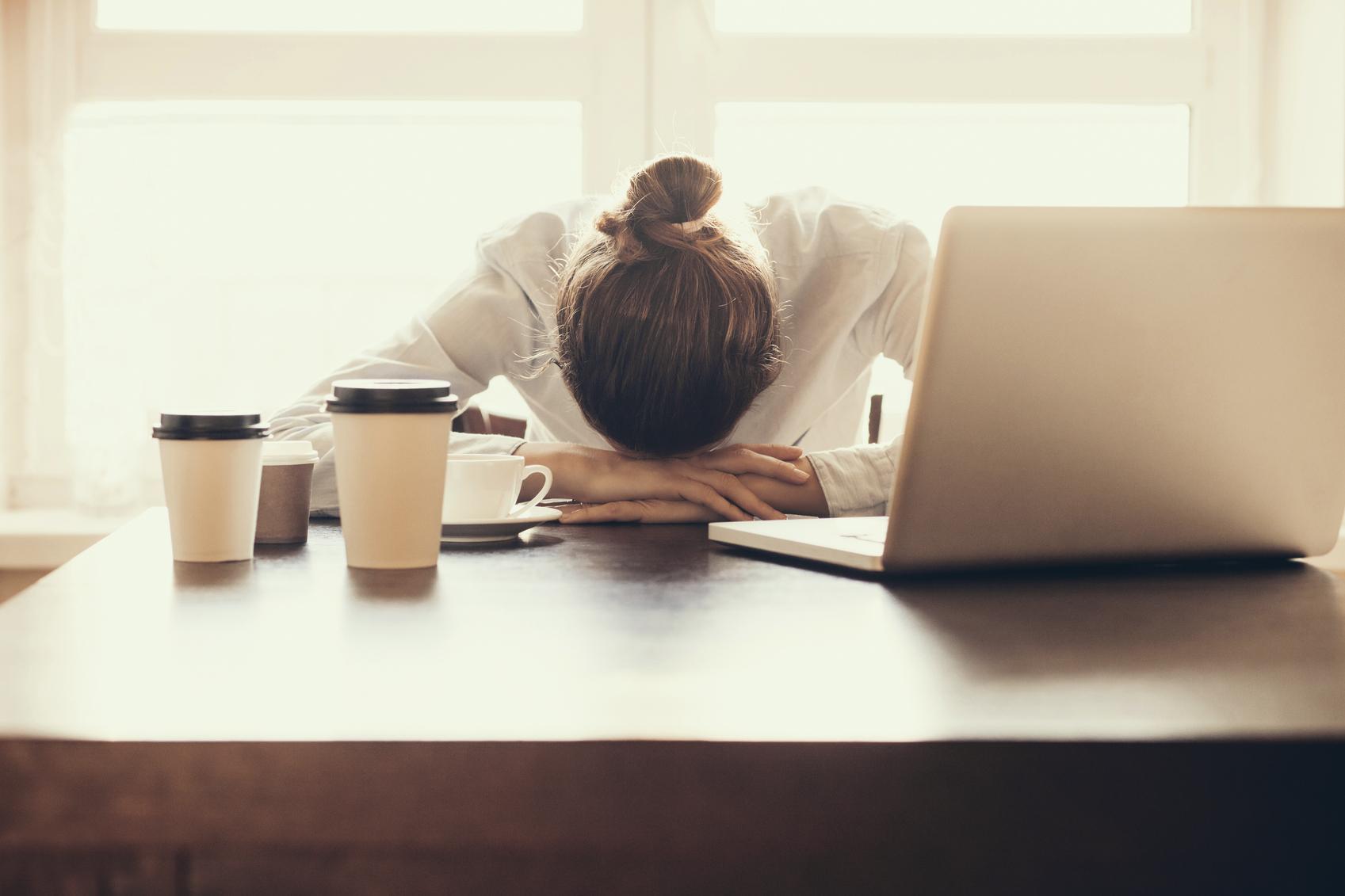 come riconoscere lo stress
