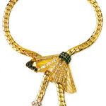 afra-bijoux_1986_collana_ottone-dorato-cristalli-swarovski