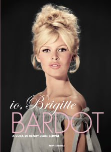 Brigitte Bardot copertina italiana