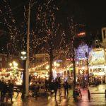 Le bancarelle di Natale a Amsterdam