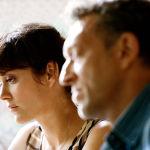 """Vicent Cassel (Antoine) e Marion Cotillard (Catherine) """"È solo la fine del mondo"""" di Xavier Dolan."""