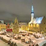 Il mercatino di Natale a Tallin