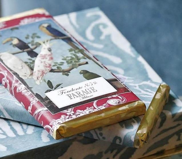 cioccolato e scatole _ Farage Cioccolato
