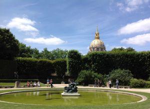 Museo Rodin e Invalides