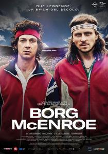 Borg McEnroe in uscita al cinema il 9 novembre 2017