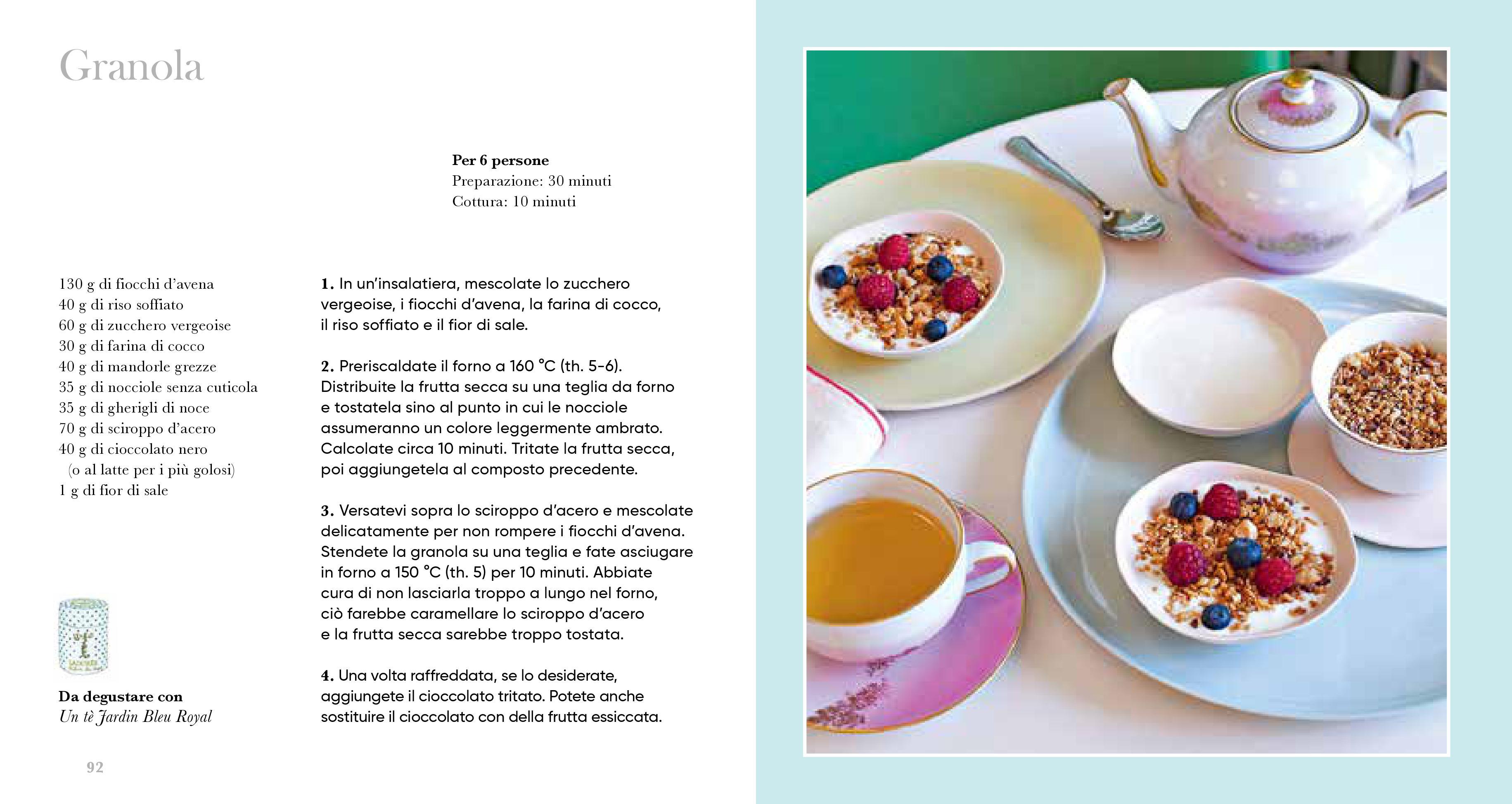 Ladurée Tea Time