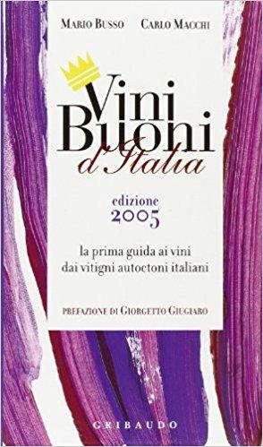 Vini Buoni d'Italia 2005