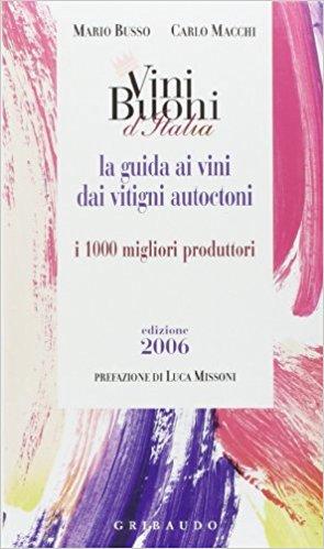 Vini Buoni d'Italia 2006