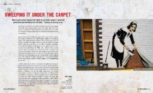 Ma dov'è Bansky - Xavier Tapies - L'Ippocampo Edizioni _ estratto
