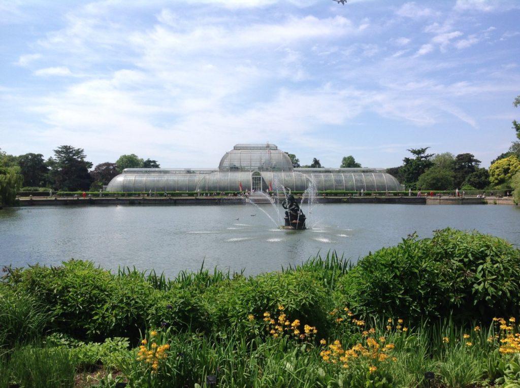 I Royal Botanic Gardens di Kew