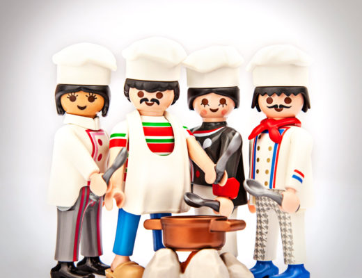 PLAYMOBIL® Too Many Cooks Spoil The Broth