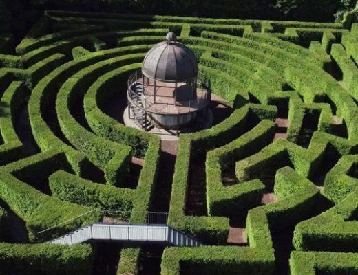 Parco Giardino Sigurtà - Il Labirinto