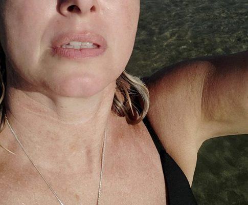 selfie censored