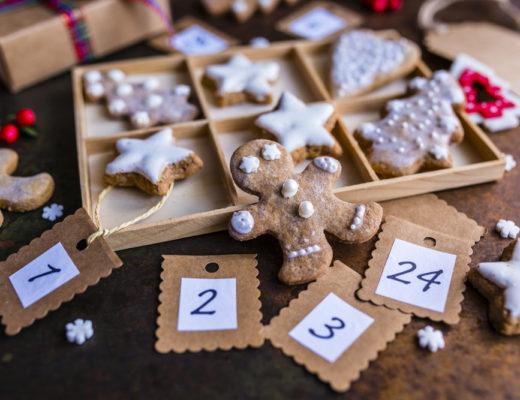 Lebkuchen: i biscotti speziati di Natale.